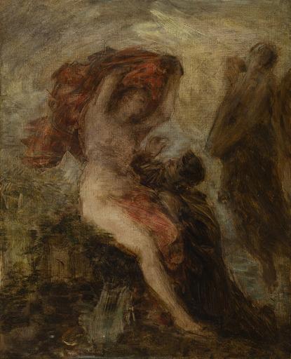 Henri-Théodore FANTIN-LATOUR - Pittura - Vénus