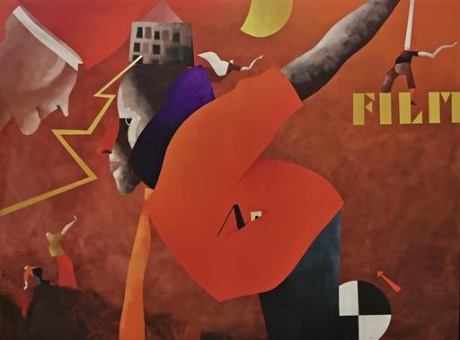 Emilio TADINI - Peinture - Film