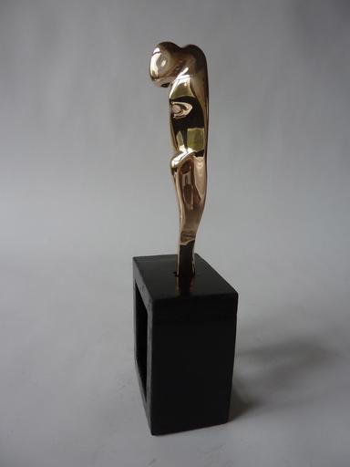 Alain GESTIN - Sculpture-Volume - L'en dedans