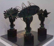 Manolo VALDÉS - Escultura - Las Damas de Barajas