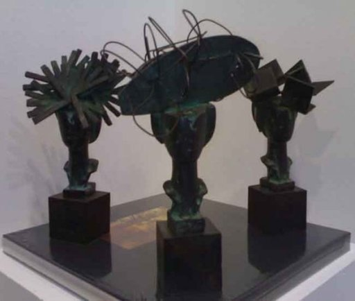 马诺罗·瓦尔代斯 - 雕塑 - Las Damas de Barajas