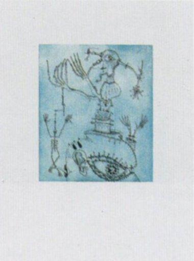 Joan PONÇ - 版画 - Homenaje a Bruhegel