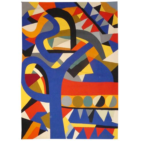 Maurice ESTEVE - Tapestry - Bodableu
