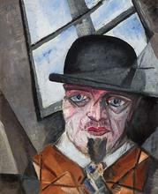 Thilo MAATSCH - Painting - Der Stinnese (1928)