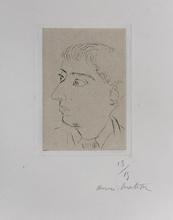 Henri MATISSE - Print-Multiple - Demetrius Galanis de Trois-Quarts