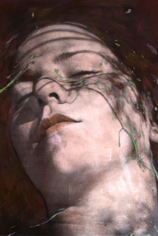 Ayline OLUKMAN - Pintura - Shadows #2