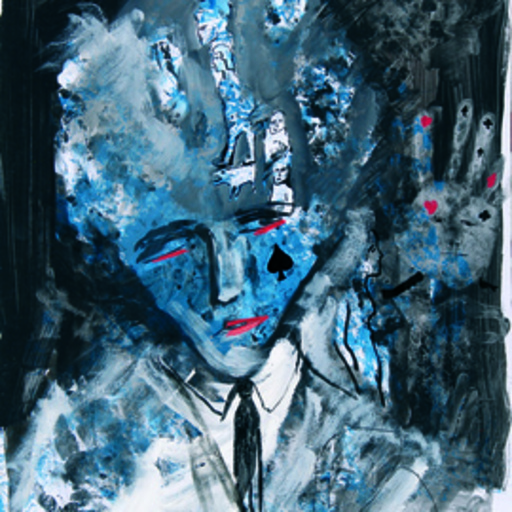 Zvi MILSHTEIN - Pittura - Le tricheur