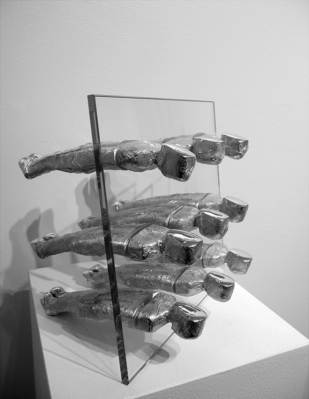 Marcus EGLI - Skulptur Volumen - Pupitre-9