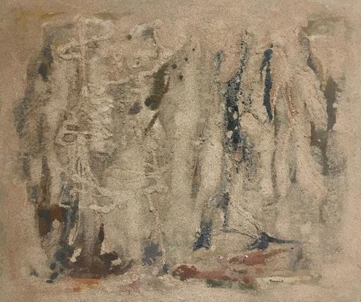 Suzanne THIENPONT - Pintura - Combat Des Rois