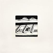 Morton Wayne THIEBAUD - Grabado - Delicatessen Trays