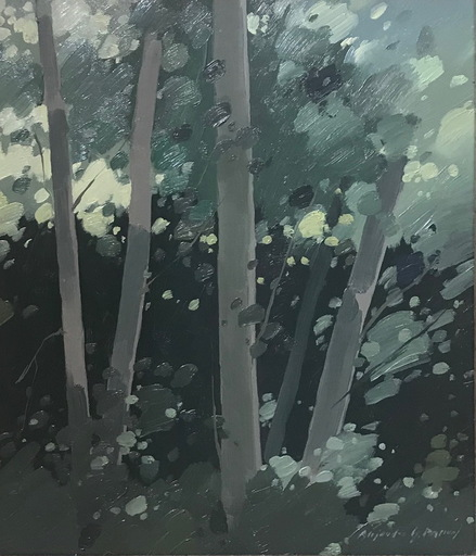 Alejandro GONZALEZ PASCUAL - Gemälde - MERA