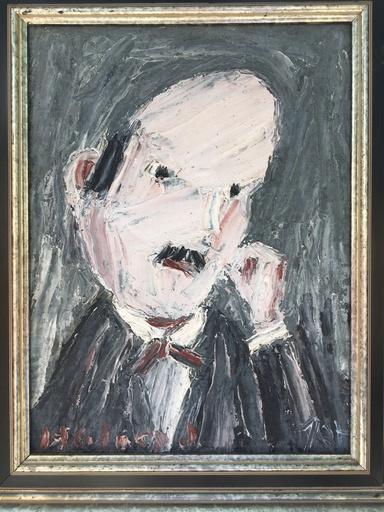 Holmead PHILLIPS - Painting - portrait