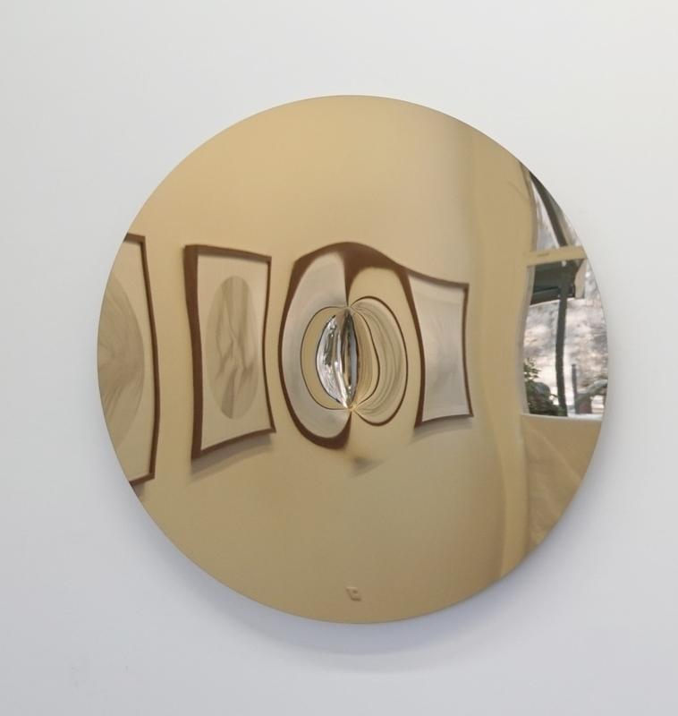 John FRANZEN - Escultura - Disque d'or