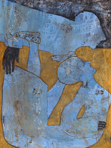 Inna SKIDAN - Pittura - Unrequited love