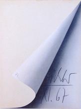格哈德·里希特 - 版画 - Sheet Corner