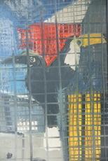 Hunt SLONEM - Painting - Icabod