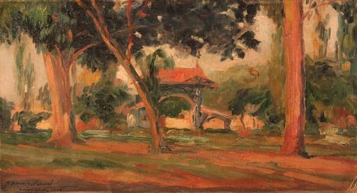 Pedro ROCA Y MARSAL - Painting - Buenos Aires
