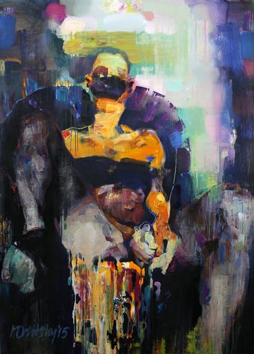 Maxim ORLITSKIY - Painting - Glut # 2
