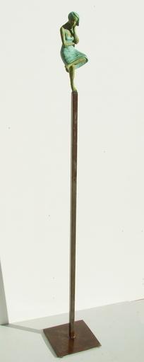 Joan ARTIGAS PLANAS - Sculpture-Volume - The thinker