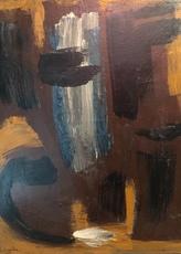 Gérard Ernest SCHNEIDER - Painting - Composition