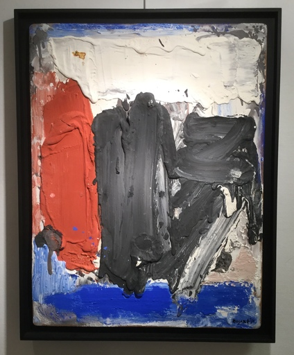 Bram BOGART - Painting - Sans Titre
