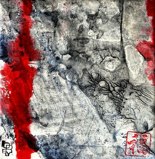 Aurélie LAFOURCADE - Peinture - Mono II