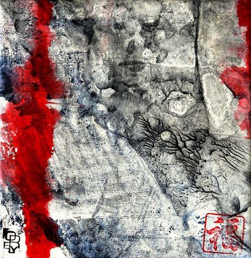Aurélie LAFOURCADE - Peinture - Mono III