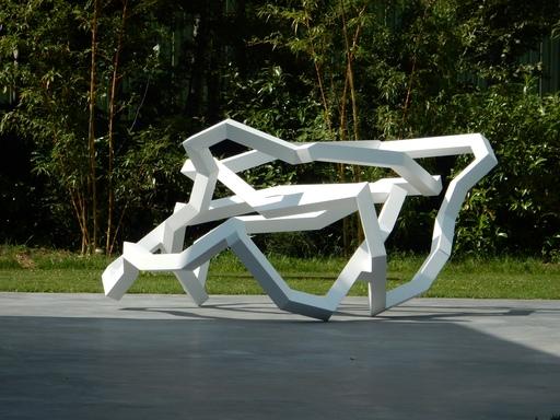 Nicolas SANHES - Skulptur Volumen - Ori 3