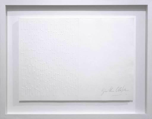Günther UECKER - Print-Multiple - Wie Weiß ist wissen die Weisen