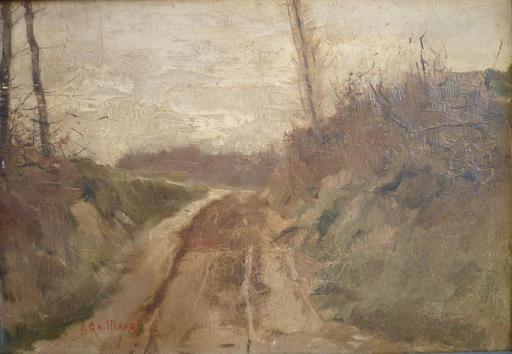 Frans GAILLIARD - Painting - Paysage