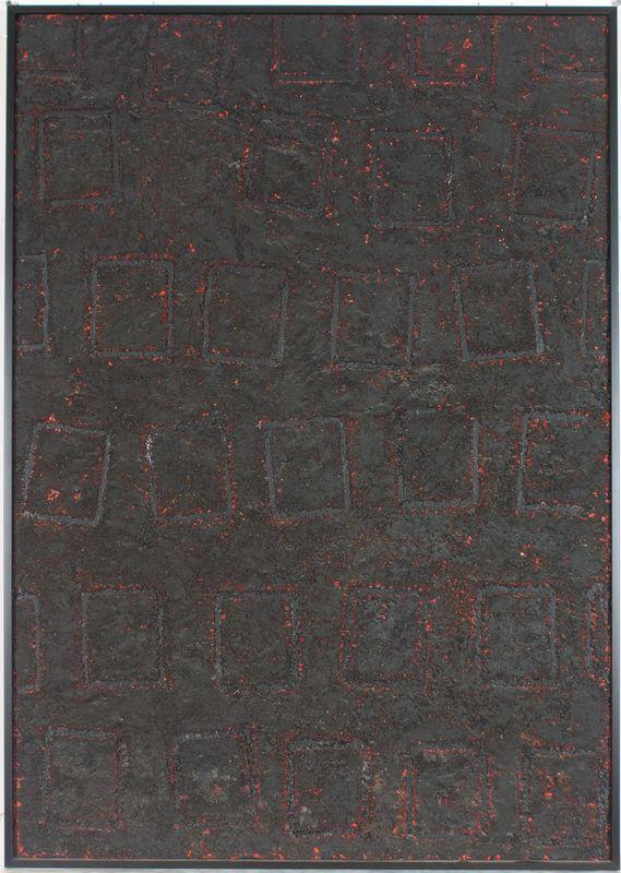 Chiyu UEMAE - Peinture - Work (65-96)