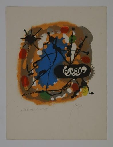 Joan MIRO - Print-Multiple - Untitled