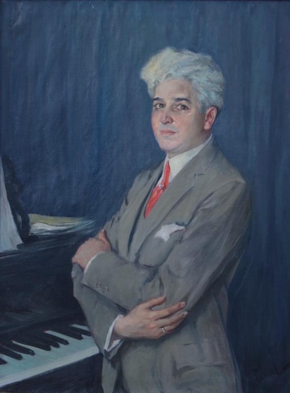 Edward CUCUEL - Gemälde