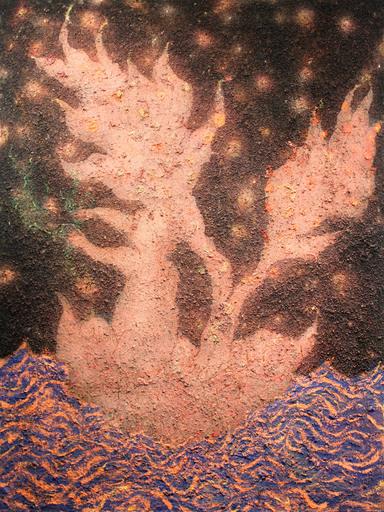 Frédéric COURAILLON - Peinture - sans titre