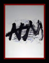 Antoni TAPIES - Print-Multiple - NOCTUR MATINAL
