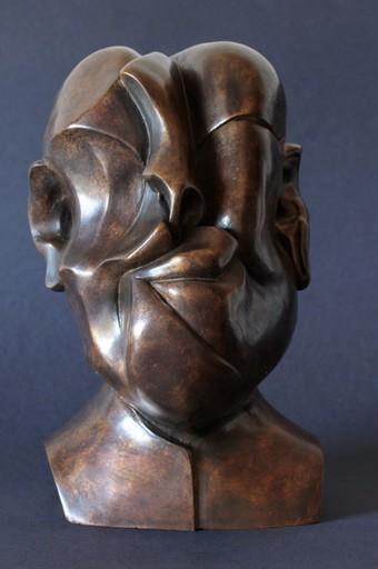 Christian LIGNAIS - Skulptur Volumen - Rire débridé