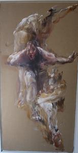 Ahmed SHAHABUDDIN - Peinture - Le Triomphe