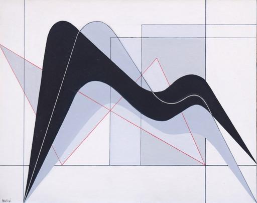 Gualtiero NATIVI - Pintura - Costruzione pluridimensionale