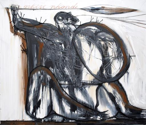 José BEDIA VALDÉS - Pintura - Nkise Nkonde
