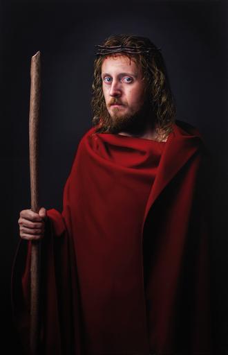 Javier ARIZABALO GARCIA - Gemälde - Jesús