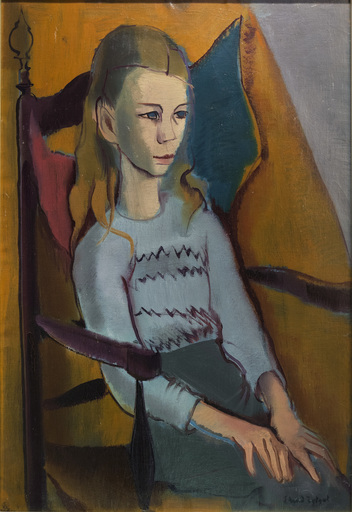 Edgard TYTGAT - Peinture