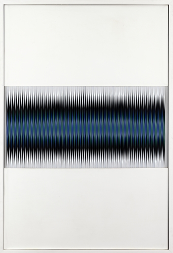 Walter LEBLANC - Painting - Torsions Mobilo-Static