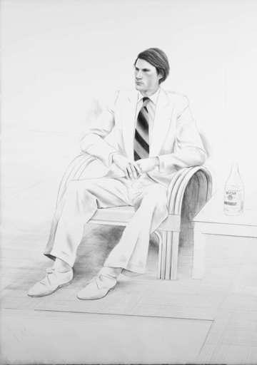 David HOCKNEY - Estampe-Multiple - Joe McDonald