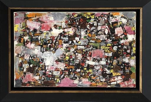 Natalia DUMITRESCO - Painting - Abstract
