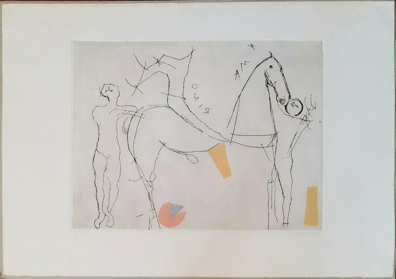 Marino MARINI - Print-Multiple - Teatrino