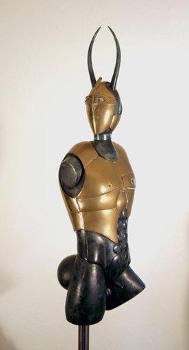 Paul WUNDERLICH - Escultura - Minotaurus
