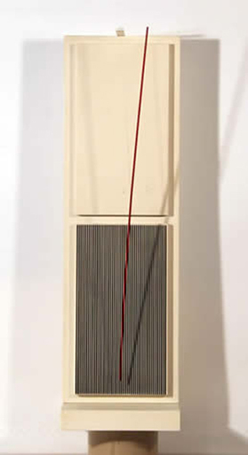 Jesús Rafael SOTO - Sculpture-Volume - Sin titulo from Jai Alai Series