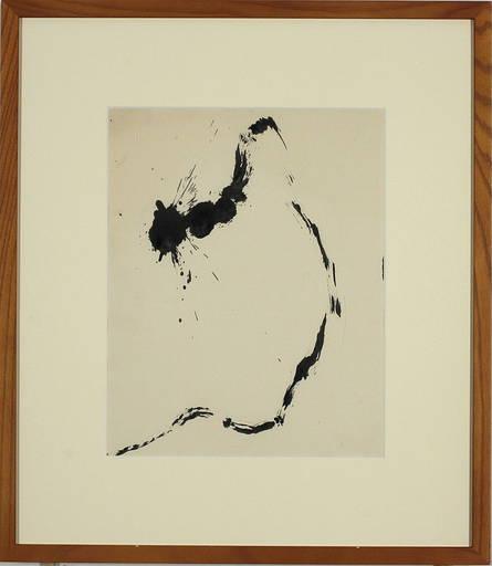 Jiro YOSHIHARA - Zeichnung Aquarell - Senza titolo