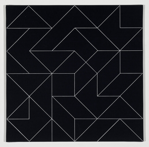 Ode BERTRAND - Pintura - Losange couleur IXXX Bronze