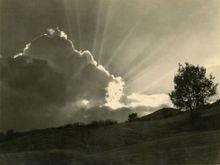 Johann FEUERSTEIN - Photography - Sonne Baum Wolken